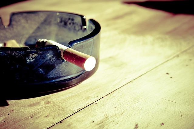 煙に負けない